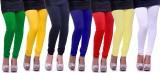 Himgiri Women's Multicolor Leggings (Pac...