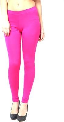 Golden Cloud Women's Pink Leggings