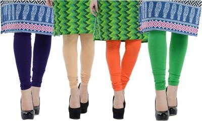Tjaggies Women's Multicolor Leggings