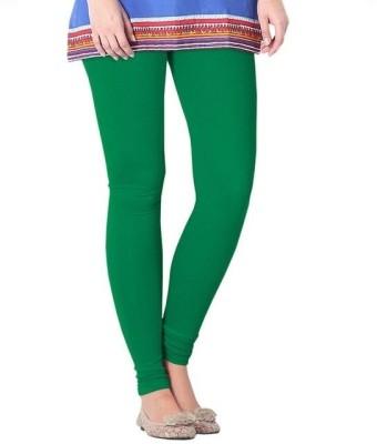 Estelo Women's Green Leggings
