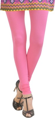 Aanchal Women's Pink Leggings
