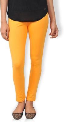 Riot Jeans Women's Orange Jeggings