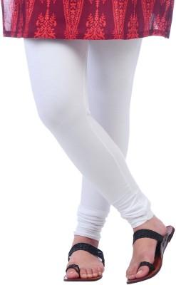 Anya Women's White Leggings