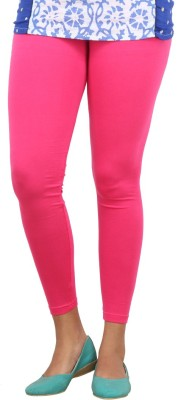 Bottoms More Women's Pink Leggings