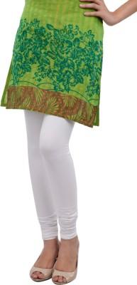 Ridhi Women's White Leggings
