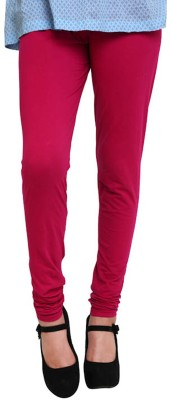 Shikha Women's Maroon Leggings