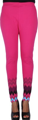 Gagrai Ecom Women's Pink Leggings