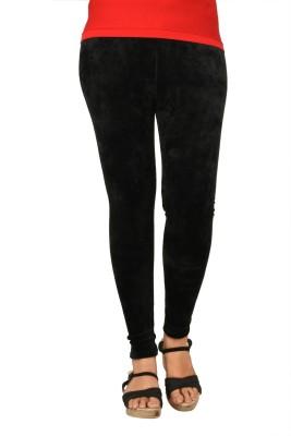 Optionsdesign Women's Dark Green Leggings