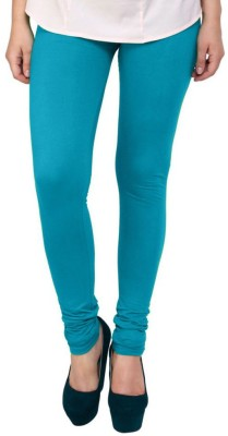 PF Colors Women's Blue Leggings