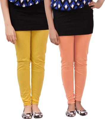 carrol Women's Yellow Leggings