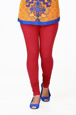 Ankita Women's Red Leggings