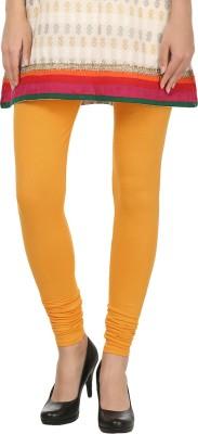 Awadh Enterprises Women's Orange Leggings