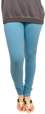 Leggings World Women,s Light Blue Leggings