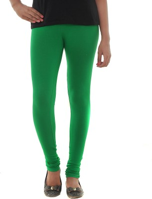 Descript Women,s Dark Green Leggings