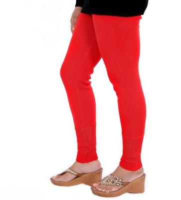 Scavin Women's Red Leggings