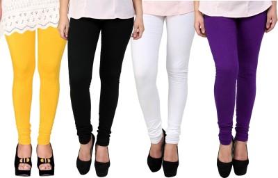 La Verite Women's Multicolor Leggings