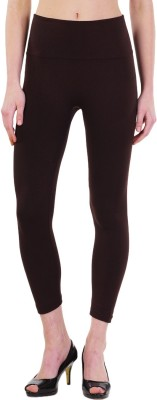 Wake Up Competition Women's Brown Leggings