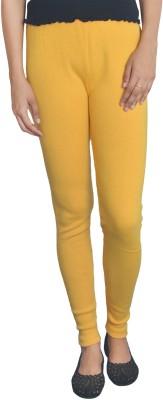 Akira Fashion Women's Yellow Leggings