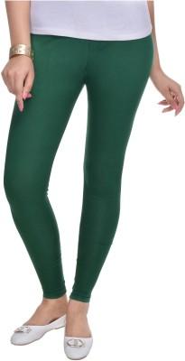 Suti Women's Green Leggings