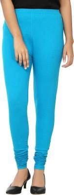 Day By Day Women's Light Blue Leggings
