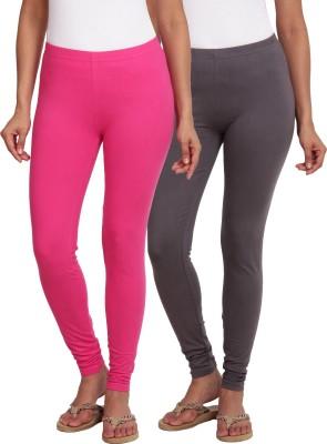 Slumber Jill Women's Pink, Grey Leggings