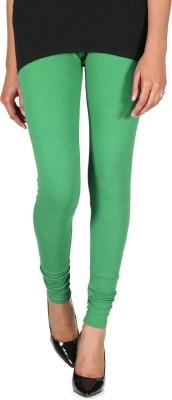 Ally Of Focker Women's Dark Green Leggings