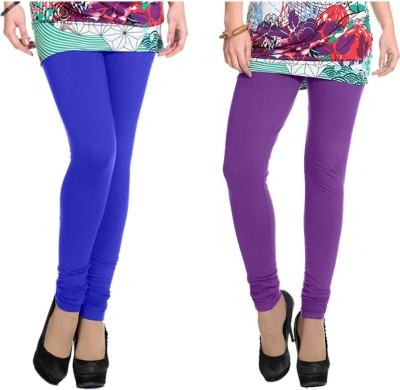 NGT Women's Blue, Purple Leggings