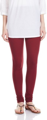 SRS Women's Maroon Leggings