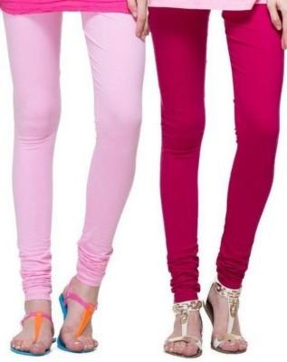 Zadine Women's Pink, Pink Leggings