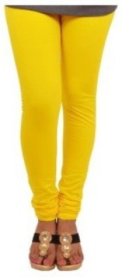 Umesh Fashions Women's Yellow Leggings