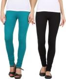 Rham Women's Multicolor Leggings (Pack o...