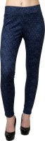 Westwood Women's Dark Blue Jeggings best price on Flipkart @ Rs. 999