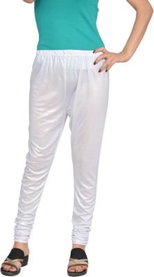 Fashion Club Women's Silver Leggings