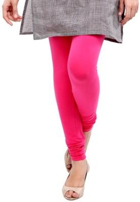 HAPPYSHOPP Women's Pink Leggings