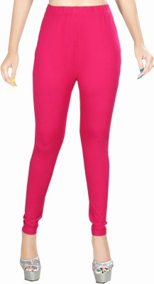 Rivory Bros Women's Pink Leggings
