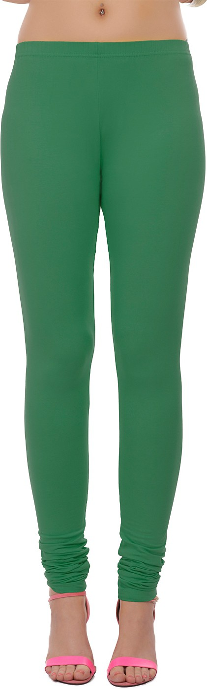 Sonari Womens Green Leggings