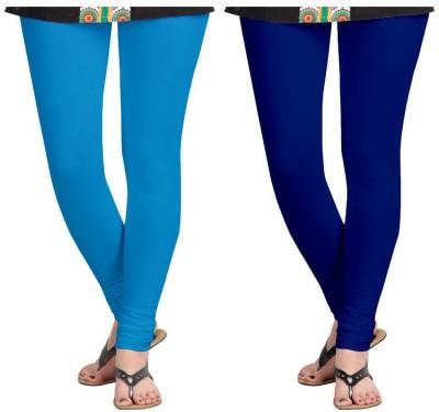 Roshni Creations Women,s Blue, Blue Leggings