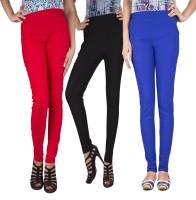 iHeart Women's Blue, Red, Black Jeggings best price on Flipkart @ Rs. 999