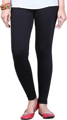 ZyCra Women's Black Leggings