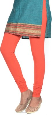 amx Women's Orange Leggings
