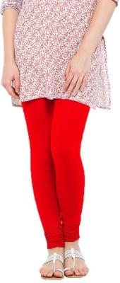 Vega Women's Red Leggings