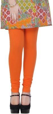 Wens Women's Orange Leggings