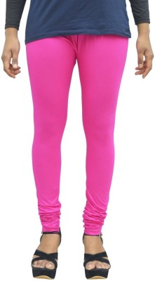 G Fashion Women's Pink Leggings