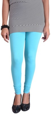 WellFitLook Women's Blue Leggings