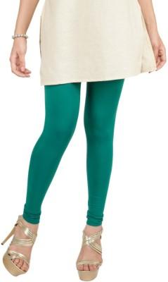 Yashasvi Women's Green Leggings