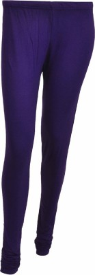 No Exxcess Women's Purple Leggings