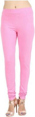 Emblazon Women's Pink Leggings