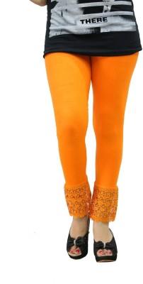 Fashion Kala Women's Yellow Leggings