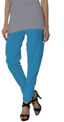 Prmesabh Women's Blue Leggings