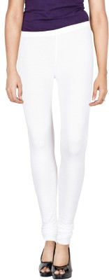 Roopsi Women's White Leggings